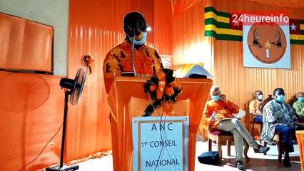 Togo : l'ANC veut des discussions avec le pouvoir sur le cadre électoral