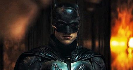 The Batman Movie (2022) - Robert Pattinson