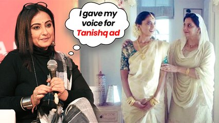 Divya Dutta Reacts To The Controversial Tanishq Ad
