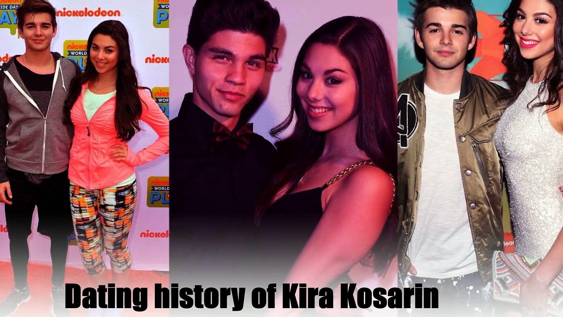 Kira Kosarin Boyfriend