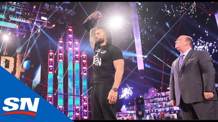 Roman Reigns Is Must See TV For The WWE