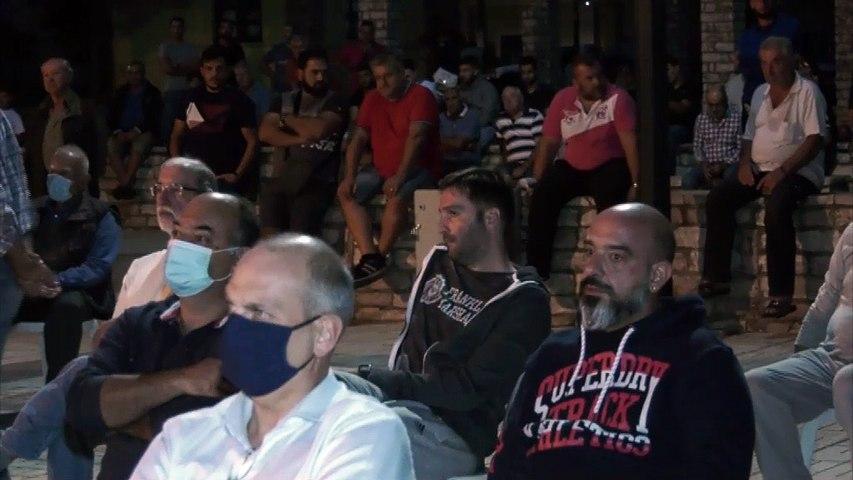 Λιβανάτες: Εκδήλωση για τα μεγάλα προβλήματα που αντιμετωπίζουν οι ελαιοπαραγωγοί της Λοκρίδας