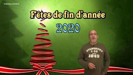 Les fêtes de fin d'année 2020