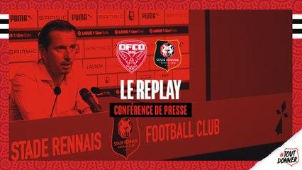 J7. #DFCOSRFC - Le replay de la conférence de presse d'avant-match