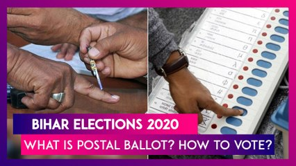 Bihar Elections 2020: What Is Postal Ballot? How To Vote Using Postal Ballot In Upcoming Assembly Polls?