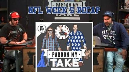 PMT 10-12: NFL Week 5 Recap, Fastest 2 Minutes, Deion Sanders, And Lebron Blah Blah Blah - Full Video