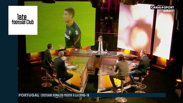 Cristiano Ronaldo positif au COVID 19