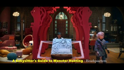 A Babysitter's Guide to Monster Hunting:  Headquarters