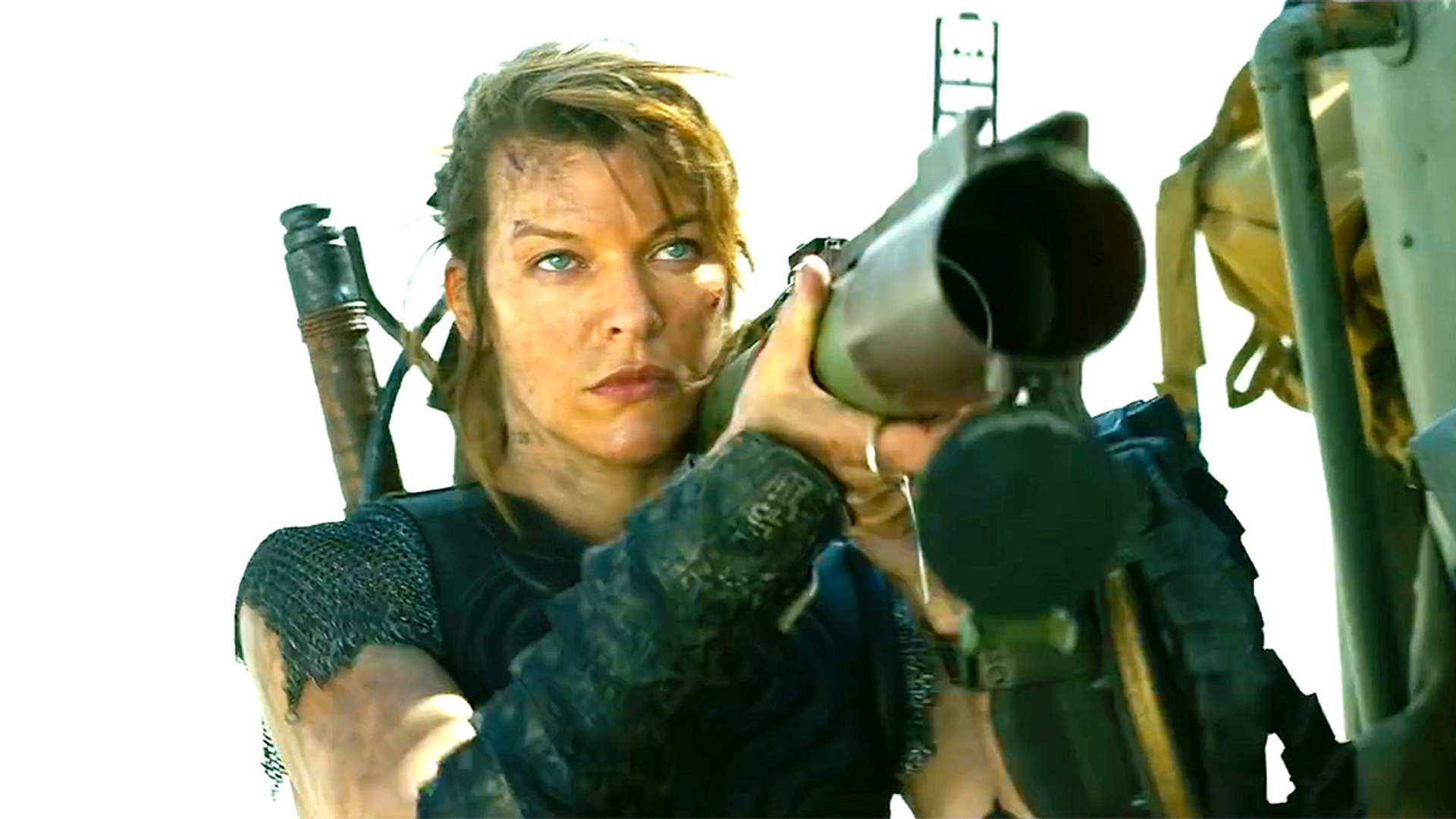 Monster Hunter with Milla Jovovich - Official Trailer