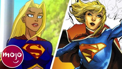 Top 10 Greatest Supergirl Moments