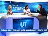 A la Une : dernière ligne droite pour l'IDEX / Pourquoi le projet de fusion des universités de Saint-Etienne et Lyon divise autant ? / la présidente de l'UJM de Saint-Etienne est l'invité du JT - Le JT - TL7, Télévision loire 7