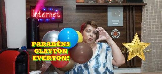 VÍDEO CLAYTON EVERTON!
