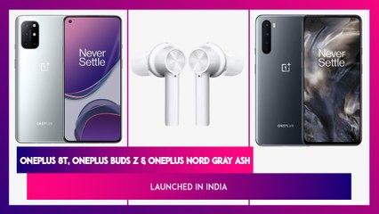 OnePlus 8T, OnePlus Buds Z & Nord Special Edition Launched In India; Check Prices & Specs