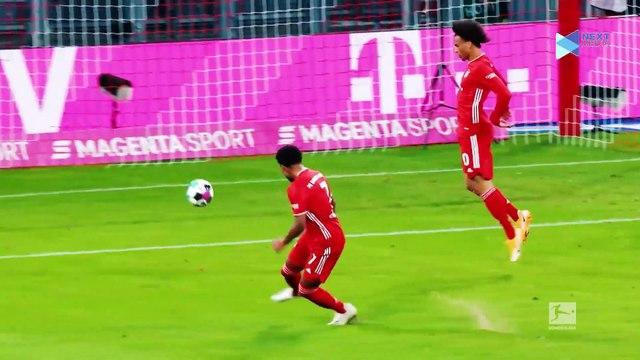 Leroy Sane, Douglas Costa và những cơn lốc đường biên của Bayern Munich sẵn sàng cuốn bay Bundesliga