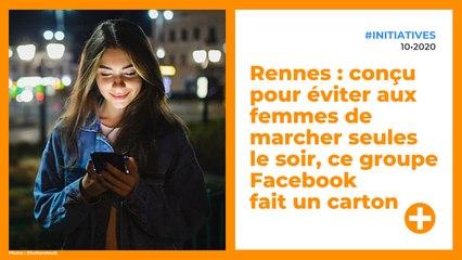 Rennes : conçu pour éviter aux femmes de marcher seules le soir, ce groupe Facebook fait un carton