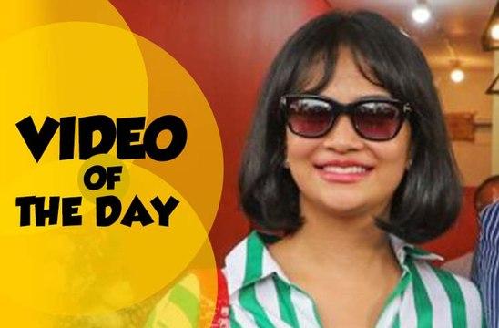 Video of The Day: Vanessa Angel Dituntut 6 Bulan Penjara, Dinda Hauw Hamil?