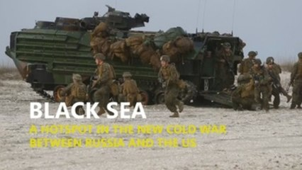 Black Sea: A bulwark in the new cold war between Russia and the US