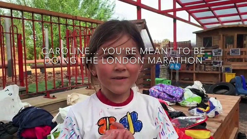 Hambleton Primary Academy pupils run marathon