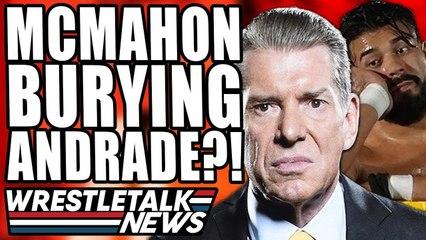John Cena SECRETLY Married! Aleister Black SHOOTS On WWE Creative! AEW Review! | WrestleTalk News