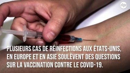 Covid-19 : plusieurs cas confirmés de réinfection inquiètent les chercheurs