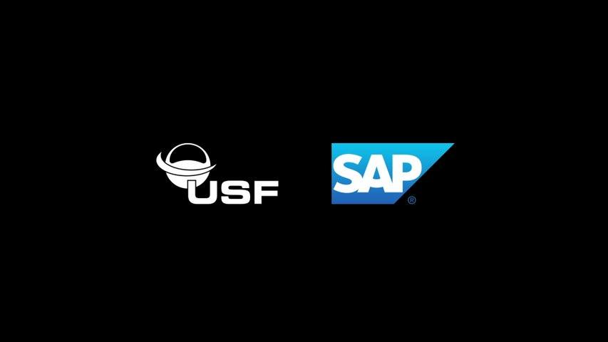 Échange entre Gianmaria Perancin, Président USF & Christian Klein, Directeur Général SAP SE
