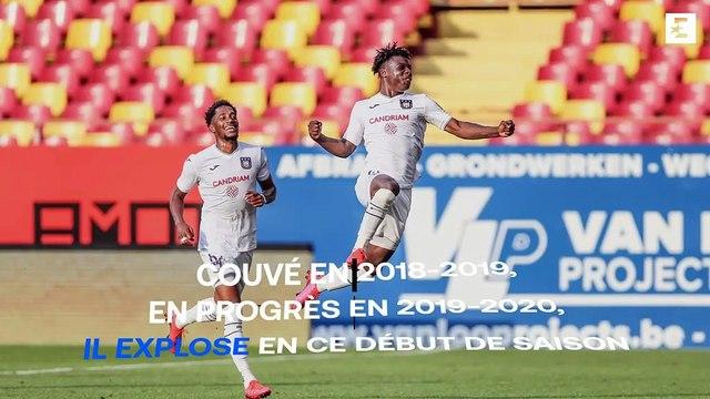 """Arrogance, """"successeur de Mané"""", double-accélération d'Hazard : Doku, le nouveau phénomène de la L1"""