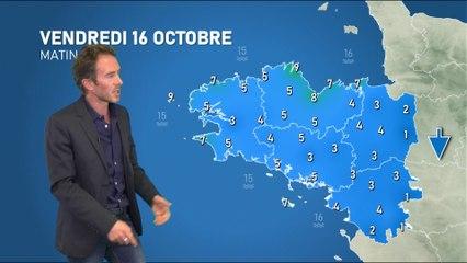 Illustration de l'actualité La météo de votre vendredi 16 octobre 2020