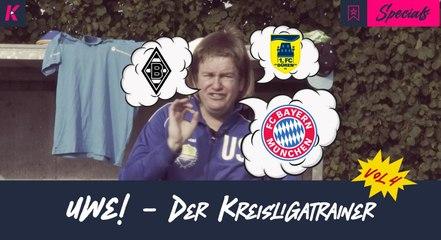 """Nations League, Douglas Costa und """"Wer wird Millionär"""". Kreisligatrainer-Uwe legt mal wieder los!"""