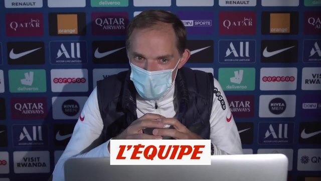 Tuchel sur Leonardo : « Pour moi, ce n'est pas personnel - Foot - L1 - PSG