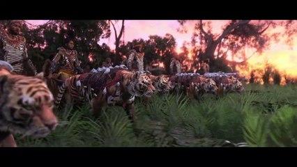 Présentation du DLC The Furious Wild Trailer  pour Total War ; Three Kingdoms