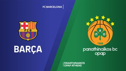 EuroLeague 2020-21 Highlights Regular Season Round 4 video: Barcelona 97-89 Panathinaikos