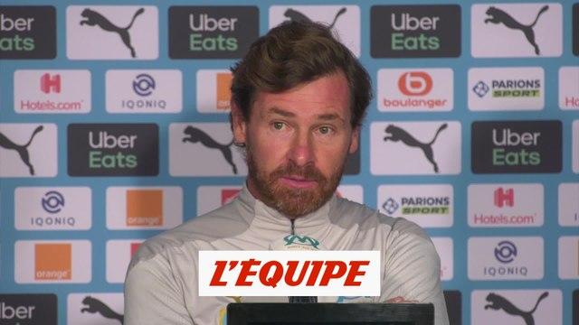 Villas-Boas : « Pas besoin de vous pour savoir que l'équipe joue mal » - Foot - L1 - OM