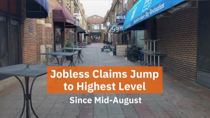 The Jobless Month
