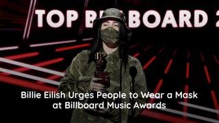 Billie Eilish Wants You To Wear A Mask