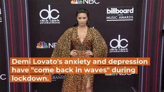 Demi Lovato's Mental State