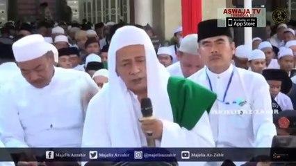 Habib Luthfi bin Yahya   Tawajjuhan Jum'at Kliwon