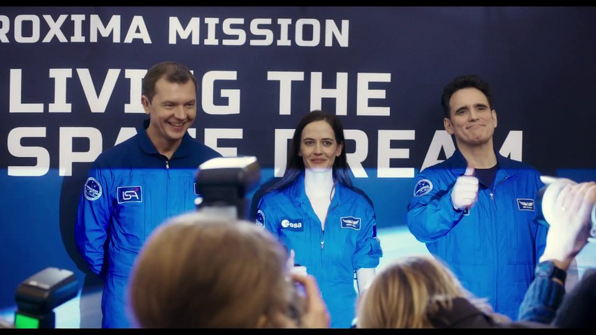 Proxima Movie trailer - Eva Green, Matt Dillon, Zélie Boulant