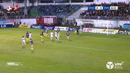 HAGL - Hà Nội FC | Những khoảnh khắc tỏa sáng của Bùi Hoàng Việt Anh trên SVĐ Pleiku | VPF Media
