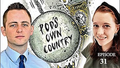 31. Pod's Own Country: Britain's best political cartoons