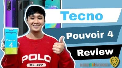 Tech Jungle: TECNO Pouvoir 4