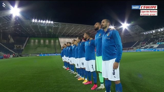 Italie - Pays-Bas - Foot - Replay