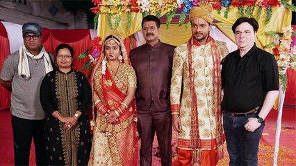 गौरव झा और ऋतु सिंह के विवाह की तस्वीर हुई वायरल ! जानें  पूरा सच