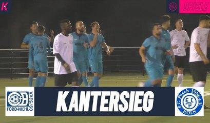 Kantersieg im Viertelfinale | CfB Ford Niehl – FC Pesch (Kreispokal Köln)