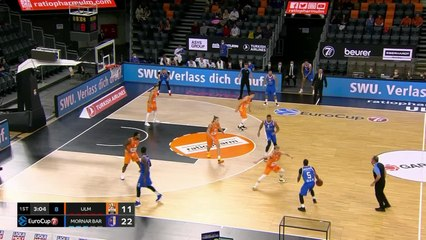 Derek Needham's best plays in the EuroCup after three rounds