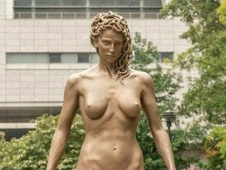 Nackte Medusa: Darum sorgt diese Statue für Ärger