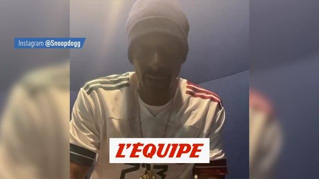 Snoop Dog porte haut les couleurs d'« el Tri » - Foot - WTF
