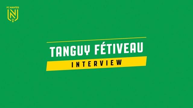 """Tanguy Fétiveau """"La rencontre face à Orléans est importante"""""""