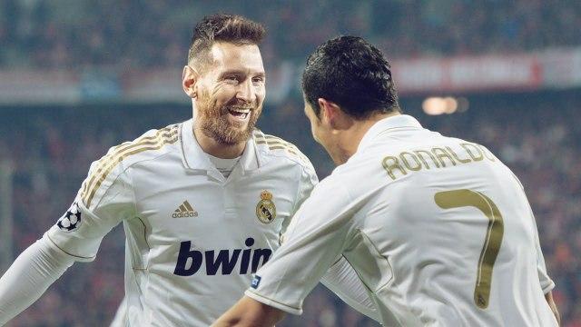 La réponse géniale de Leo Messi à la proposition de contrat du Real Madrid | Oh My Goal