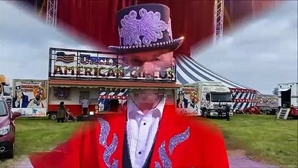 American Circus comes to Skegness