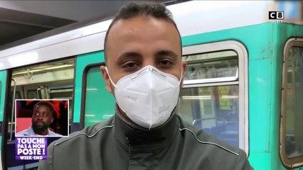 Message anti-pickpockets : Habib, le conducteur du métro qui fait le buzz